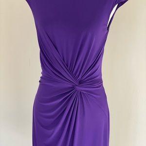 Ralph Lauren Purple Dress